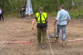 Охотники за «золотом нацистов» начали раскопки