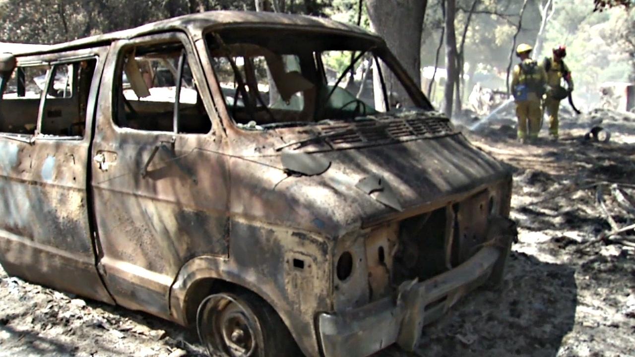 Новый пожар в Калифорнии: эвакуируют более 80 000 человек
