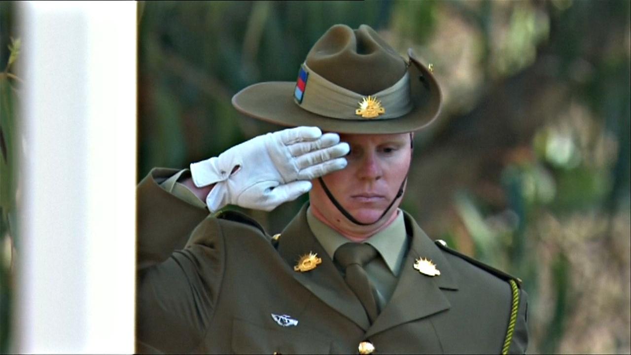 Во Вьетнаме австралийцам запретили помянуть солдат