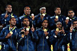 Регбисты Фиджи шли к победе в Играх-2016 три года