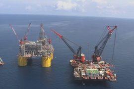 Цена на нефть марки Brent снижается