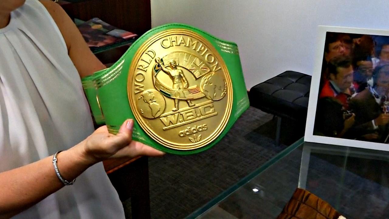 Личные вещи Мохаммеда Али продадут с аукциона