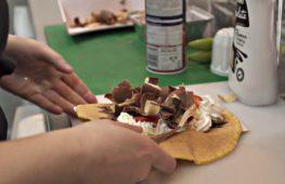 Шоколадный кебаб – сладкая новинка в Уэльсе