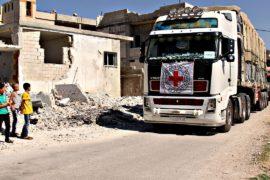 Алеппо: ООН готова доставить гумпомощь, но нужны гарантии перемирия