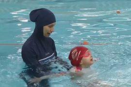 Дизайнер: спрос на мусульманский купальник возрос