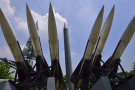 Сеул и Токио осудили испытание ракеты Пхеньяном