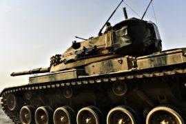 Турецкая армия начала операцию против ИГИЛ в Сирии