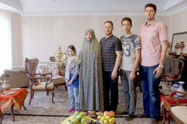Иранские мужчины за 100 лет стали намного выше
