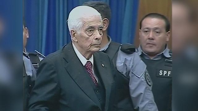 В Аргентине экс-генералу хунты дали пожизненный срок