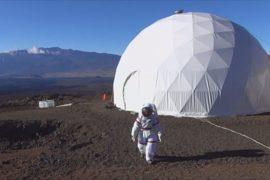 Эксперимент, имитирующий жизнь на Марсе, завершается