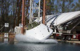 НАСА испытало корабль «Орион», который полетит к Марсу