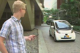В Сингапуре появились первые в мире беспилотные такси