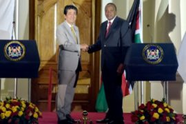 Кения и Япония договорились об инвестициях