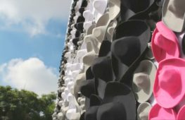 Саммит мариачи начался с рекордной мозаики из сомбреро