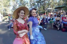 Ностальгия по 50-м: фестиваль в Сиднее