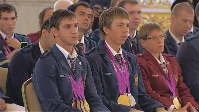 Паралимпийцев России не допустили к Играм-2018
