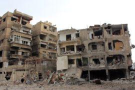Дарайя превратилась в город-призрак после полной эвакуации