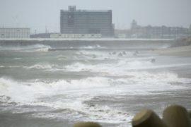 На Японию обрушился тайфун «Лайонрок», есть жертвы