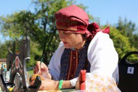 Ремёсла Древней Руси вспомнили в Москве
