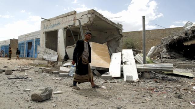 ООН: жертв войны в Йемене — более 10 000
