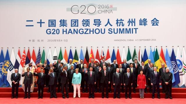 Саммит «Большой двадцатки»: налоги, мигранты и производство
