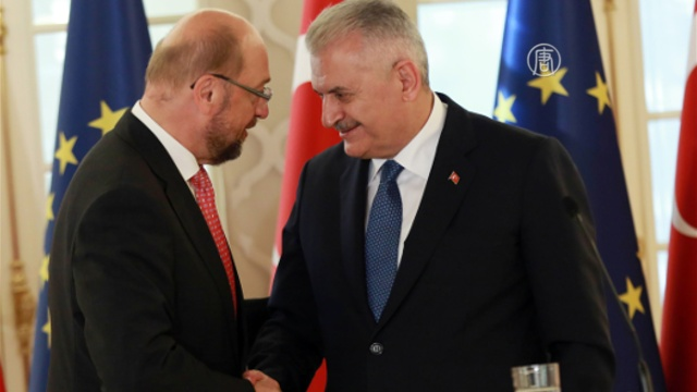Итоги встречи в Братиславе: Турция и ЕС продолжают сотрудничество