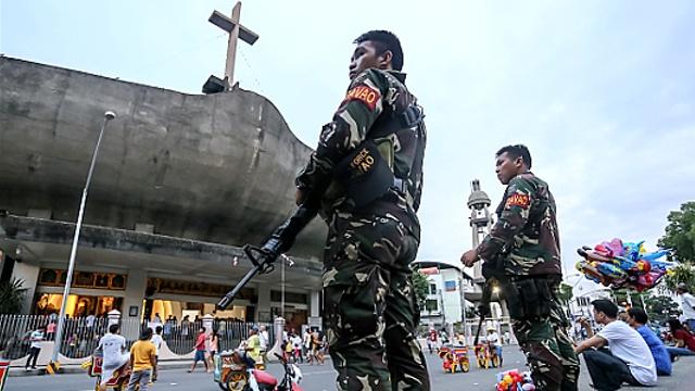 Взрыв на Филиппинах: усилены меры безопасности