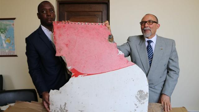 На побережье Мозамбика найдены обломки МH370?