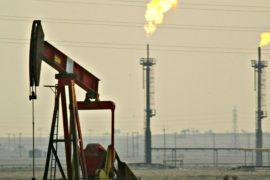 Цена на нефть марки Brent начала снижаться