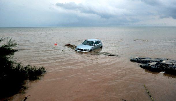 В итоге наводнения вГреции погибли как минимум три человека
