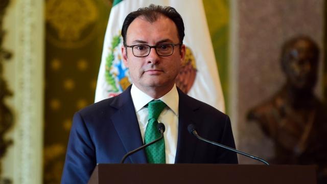 Главу Минфина Мексики сместили из-за визита Трампа