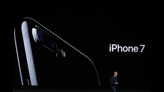 Apple представила новые iPhone 7 и iPhone 7 Plus