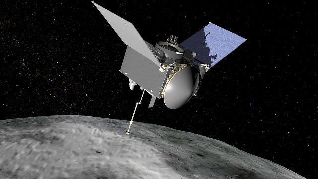 Зонд OSIRIS-REx отправился к астероиду Бенну