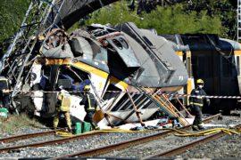 Три человека погибли в результате ж/д-аварии в Испании