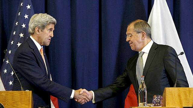 Россия и США согласовали план перемирия в Сирии