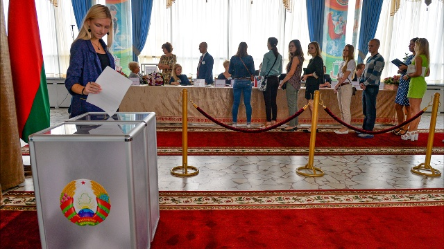 В Беларуси избрали новый парламент