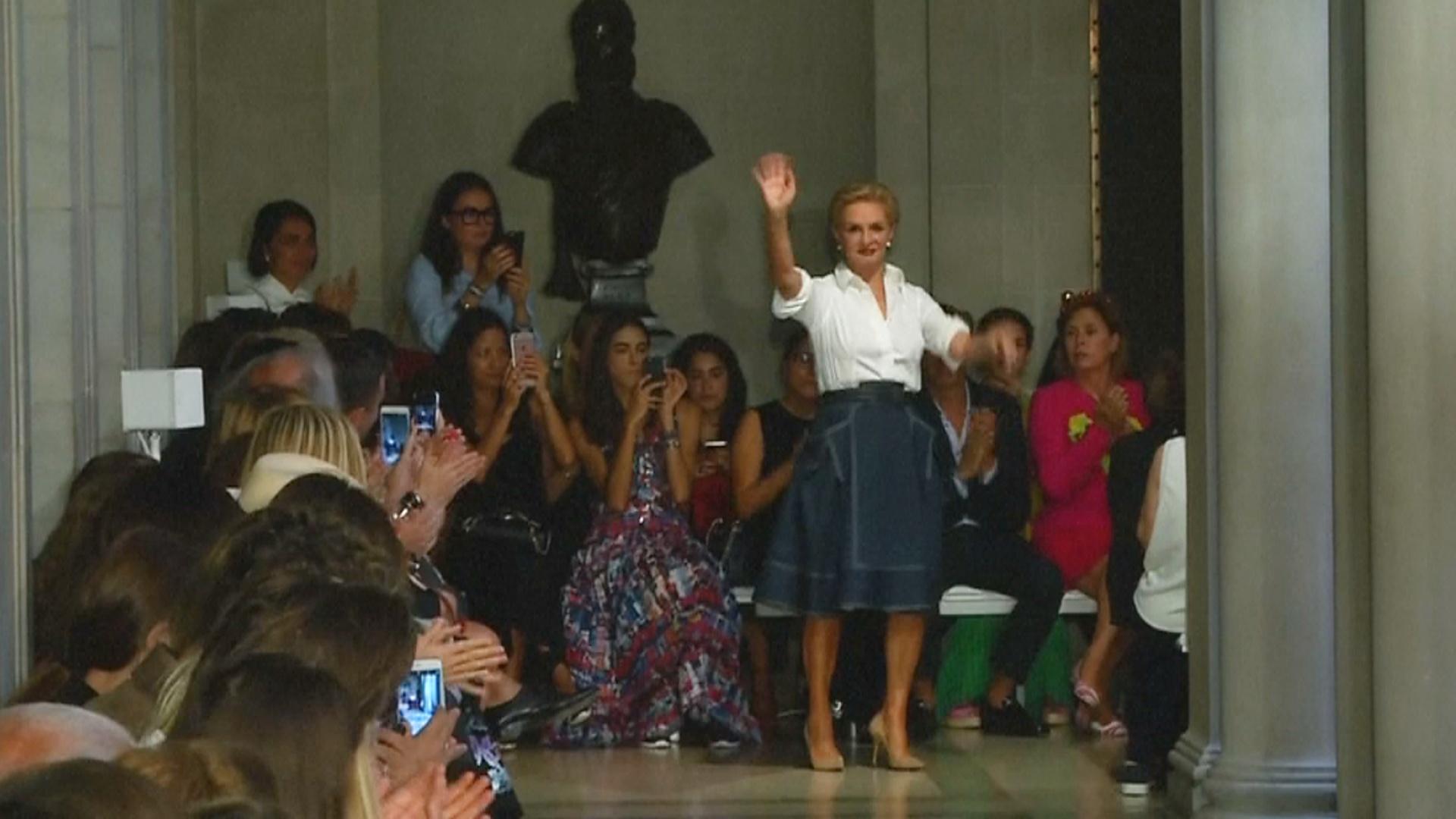 Каролина Эррера: 35 лет в индустрии моды