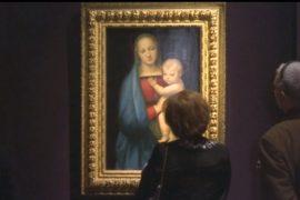 В Москве проходит выставка картин Рафаэля