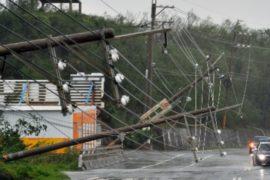На Тайвань обрушился супертайфун Меранти