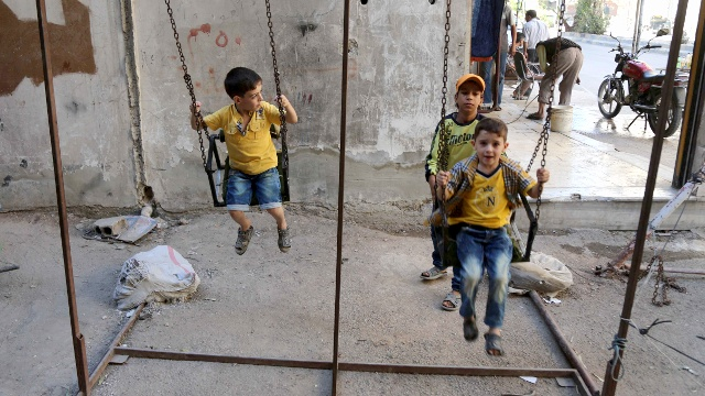 ООН: насилие в Сирии резко сократилось