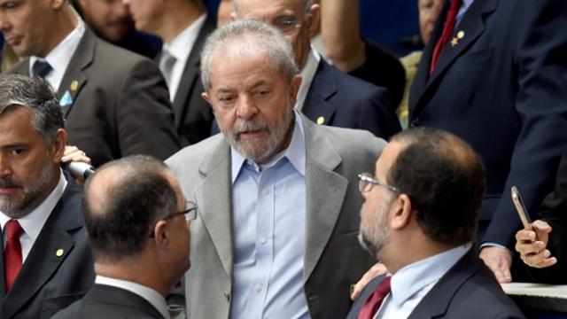 Прокуратура Бразилии обвинила экс-президента в коррупции