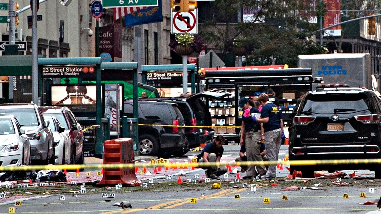 В Нью-Йорке и Нью-Джерси прогремели взрывы