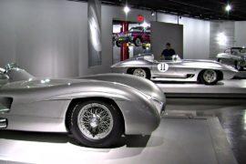 Музей в Лос-Анджелесе представляет эксклюзивные авто