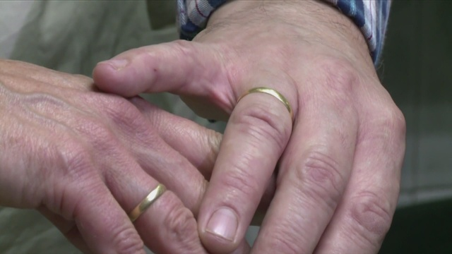 Обручальное кольцо вернули владельцам через 37 лет