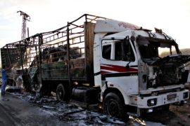 ООН приостановила отправку гумпомощи в Сирию