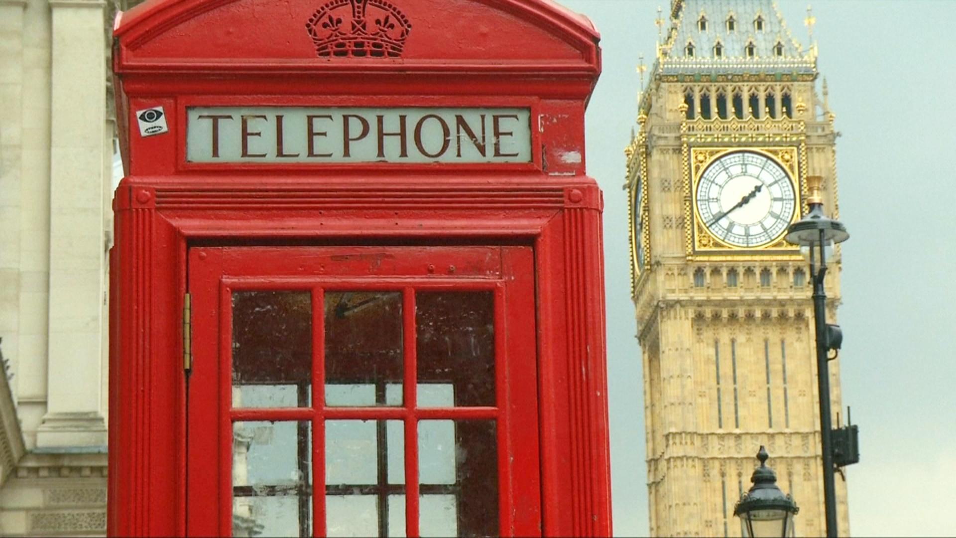 Британские телефонные будки превратятся в мини-офисы