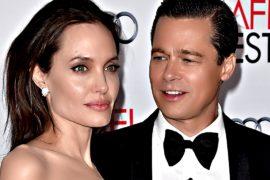 Анджелина Джоли подала на развод