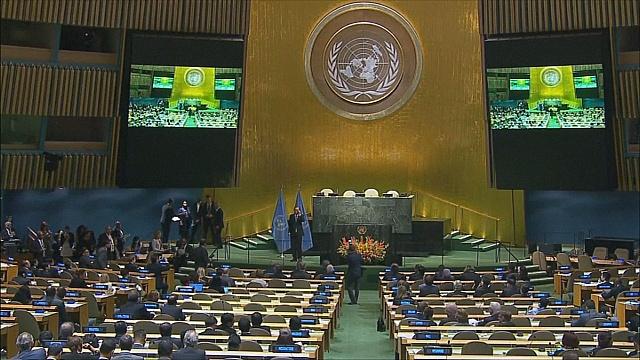 Климатический договор ратифицировало уже 60 стран