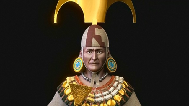 Перу: учёные воссоздали лицо древнего правителя