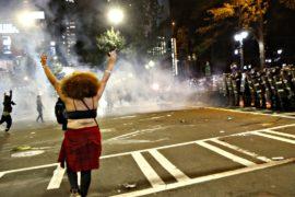 США: в Шарлотте объявлен режим ЧП из-за протестов